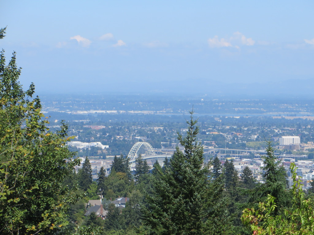 View of Portland from Council Crest