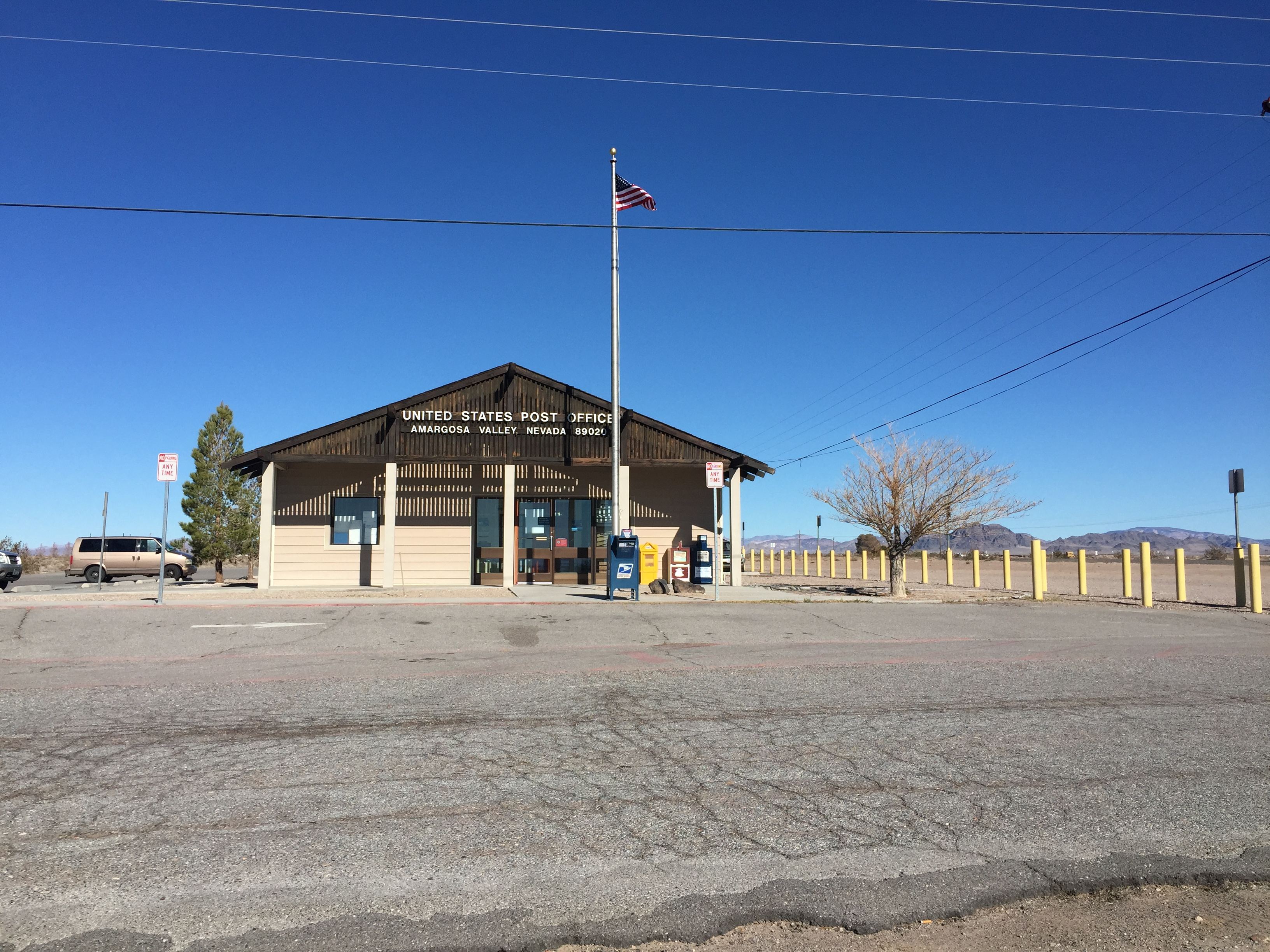 Death valley national park travels with mary for 12 terrace road post office